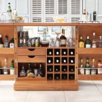 Back of bar<br /><p>The Portable ARNO Cabinet is cleverly designed to provide all the space required to contain drinks, cold drinks or whatever you require for outdoor entertaining, as well as being an excellent portable focal point at any gathering, be it large or small.</p>