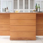 Bar unit front open<br /><p>The Portable ARNO Cabinet allows for a variety of opened and closed positions, depending on your requirements. It is movable, lockable and is available in a selection of finishes. A perfect entertainment station for your home!</p>