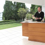Bar in use<br /><p>The Portable ARNO Cabinet is an excellent place in which to entertain family and friends.<br /> NB: Barman not included.</p>